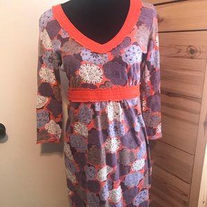 BODEN maxi floral dress